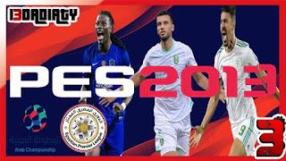 باتش البطولة العربية 2020 لبيس 2013 PES 2013 Arab Patch AIO 2020 V2  Egyptian & Arabian Champions League 2021/2020