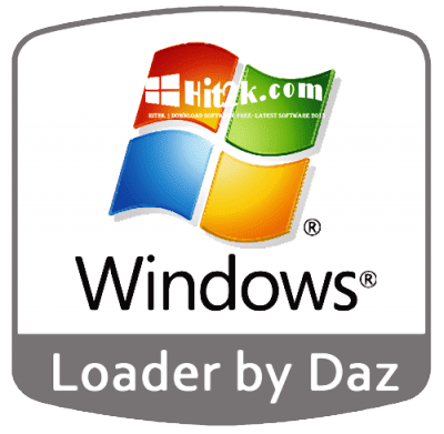 Windows 7 Loader by DAZ v2.2.2 With Lifetime Activator Free