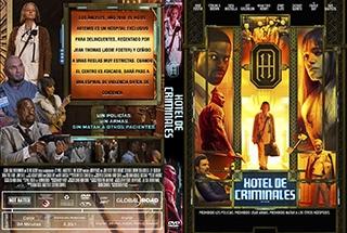Hotel Artemis - Hotel de criminales