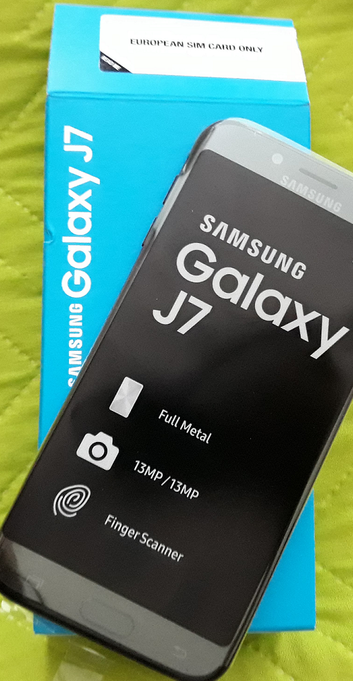 The new Samsung Galaxy J7 (2018) to hit the showrooms very soon