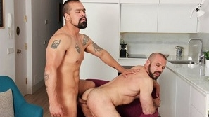 Felipe Ferro & Amir Dib (Bareback)