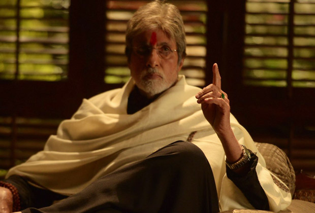 Amitabh Bachchan in Sarkar 3
