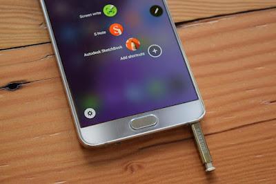 Harga Samsung Galaxy Note 7 Baru Bekas dan Spesifikasinya