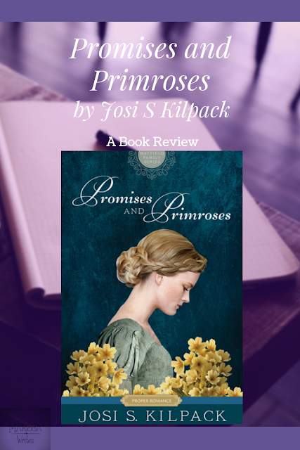 Promises and Primroses by Josi S Kilpack a book review on Reading List
