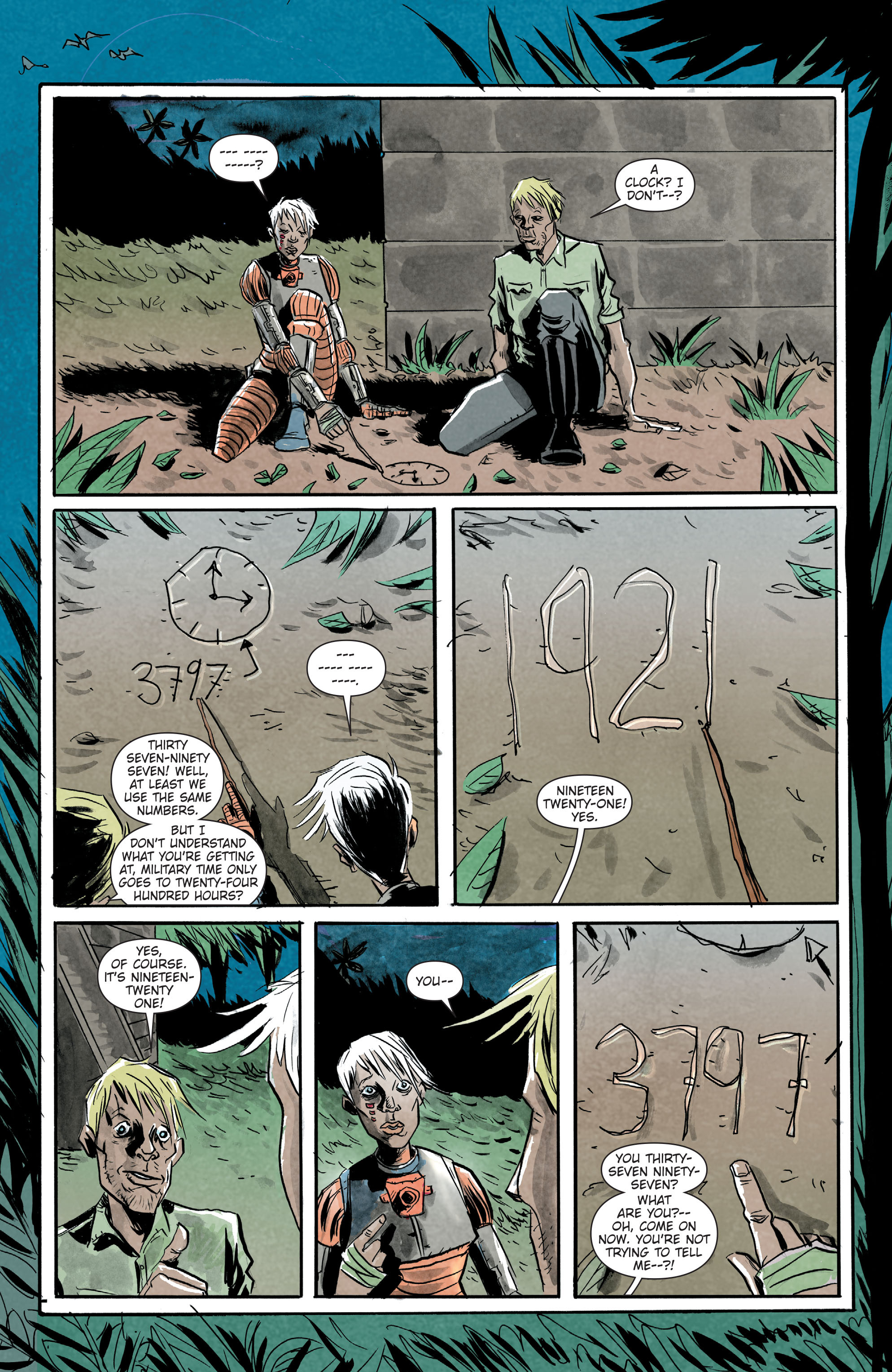 Read online Trillium comic -  Issue # TPB - 47