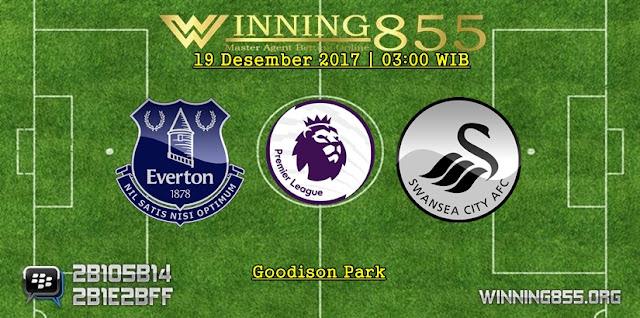 Prediksi Akurat Everton vs Swansea 19 Desember 2017