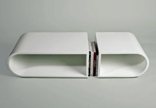 mesas con diferente diseño muy creativo