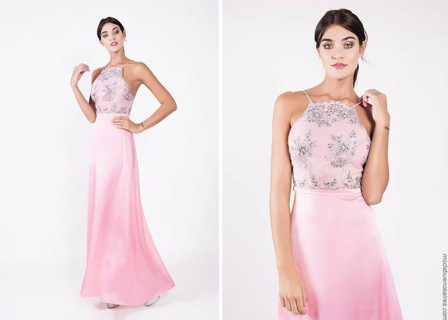 Moda verano 2017 ropa de mujer vestidos de moda 2017. Vestidos 2017.