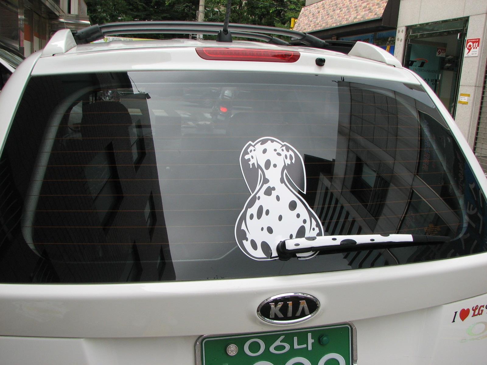 Rear Window Decals Subaru Legacy Rear Window Car Decal By Sprodak - Car rear window stickers