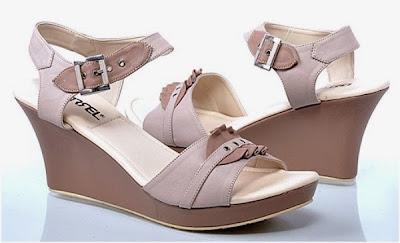 Model Sandal Cantik Untuk Lebaran Terbaru