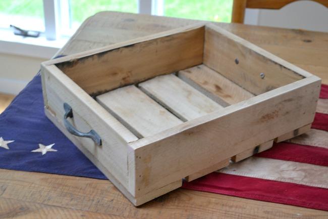 Pallet Blueberry Crate www.homeroad.net