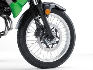 2017 Kawasaki Versys-X 300 Front wheel Hd Pics