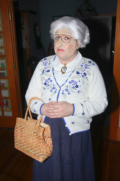 Connie Conehead Costume