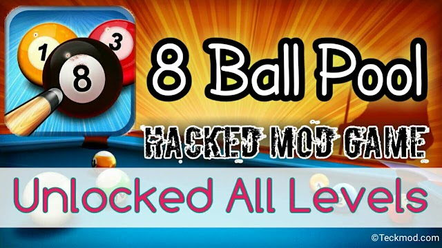 8 Ball Pool mod APK Game for free Download Unlimited Stars