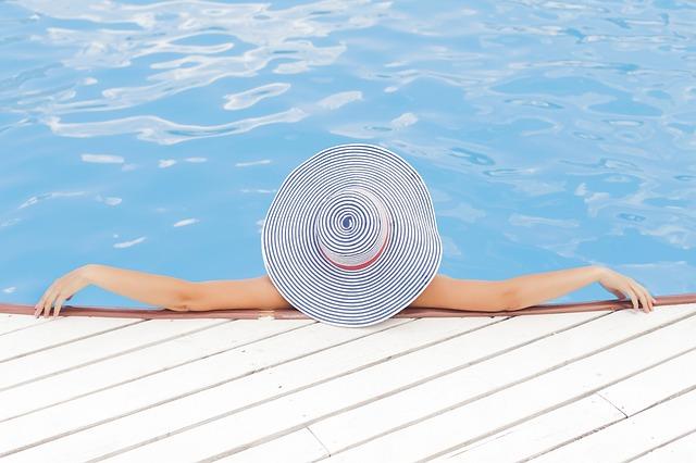 pool summer