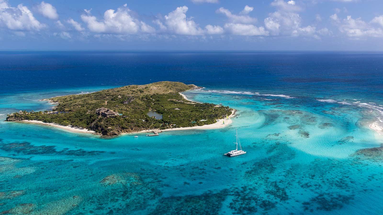 la cuna de la vida : las islas vírgenes