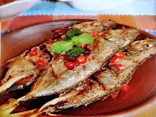 Gambar Resep Ikan Kembung Goreng