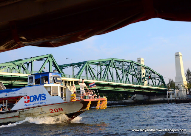 Bangkok Memorial Bridge