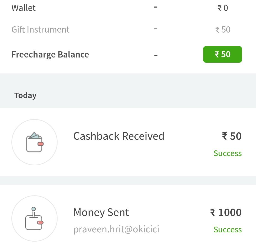 Proof added)Get Rs 50 cashback on your first UPI transaction
