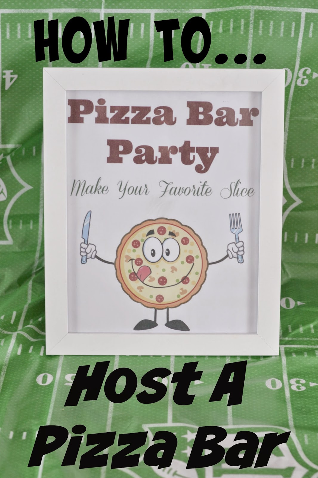 Host A Pizza Bar