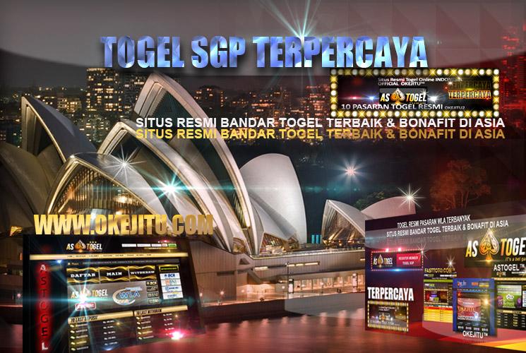 WEB TOGEL RESMI SGP