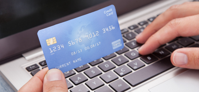 Online Payment using Credit Card