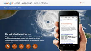 google public alert india