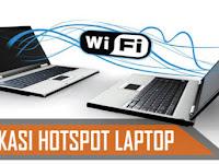 3 Aplikasi Terbaik Laptop Untuk Membuat Hotspot