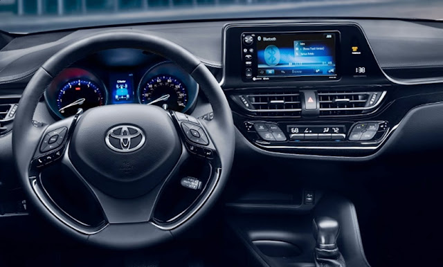 Toyota C-HR 2018 Release Date And Review