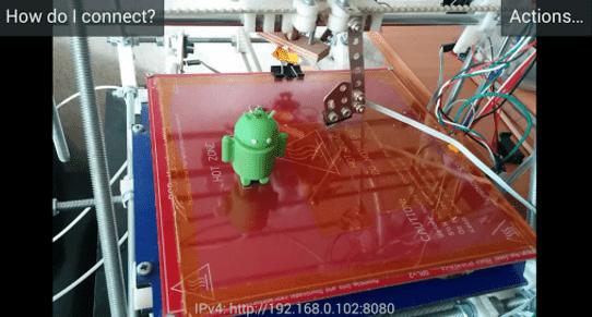 Jadikan Phonsel Android Menjadi CCTV