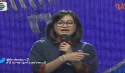Stand Up Comedy Academy 2, Aci Resti bikin ngakak penonton di Indosiar