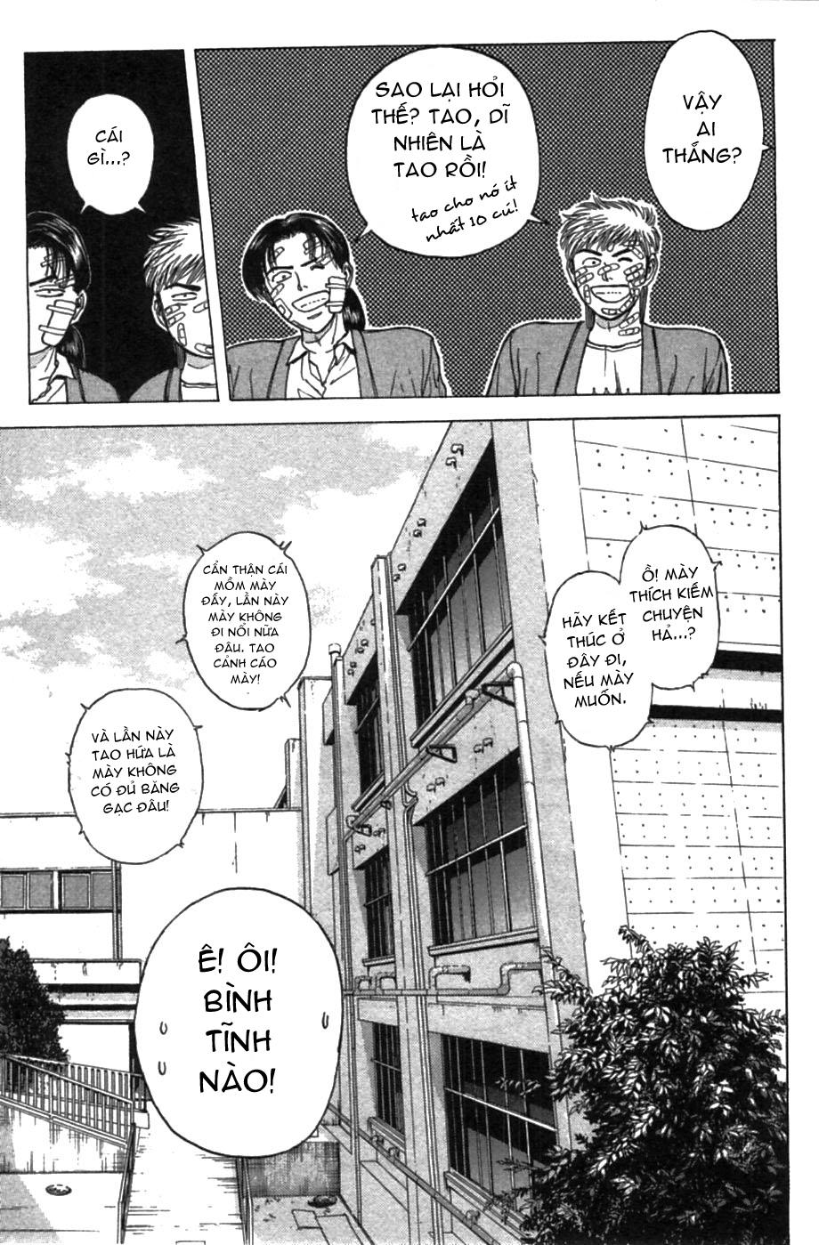 Psychometrer Eiji chapter 45 trang 22