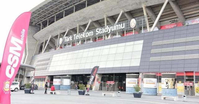 ASY Arena'dan beklenti büyük: 150 milyon Euro!