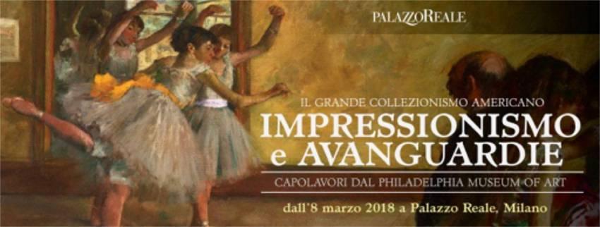 Impressionismo e Avanguardie. Capolavori dal Philadelphia Museum of Art, a Milano fino al 2 settembre