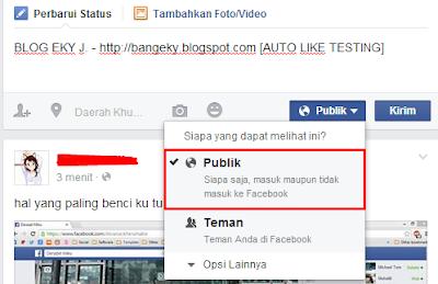 Cara Menggunakan Autolike Facebook