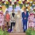 Presiden Hadiri Pernikahan Dua Atlet Peraih Emas Asian Games 2018