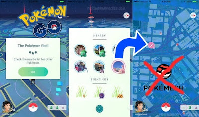 Nearby Pokemon Go Terbaru Bakal Membunuh Aplikasi Pelacak Pokemon