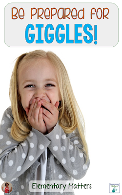 Be Prepared for Giggles! True or False is a fun activity that will send the children into fits of laughter!