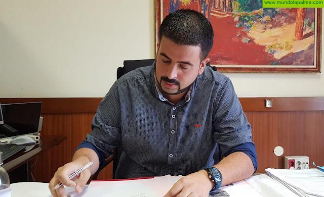 El Cabildo ha puesto en marcha más del 50% del plan de choque en obra pública ante la crisis de la COVID-19