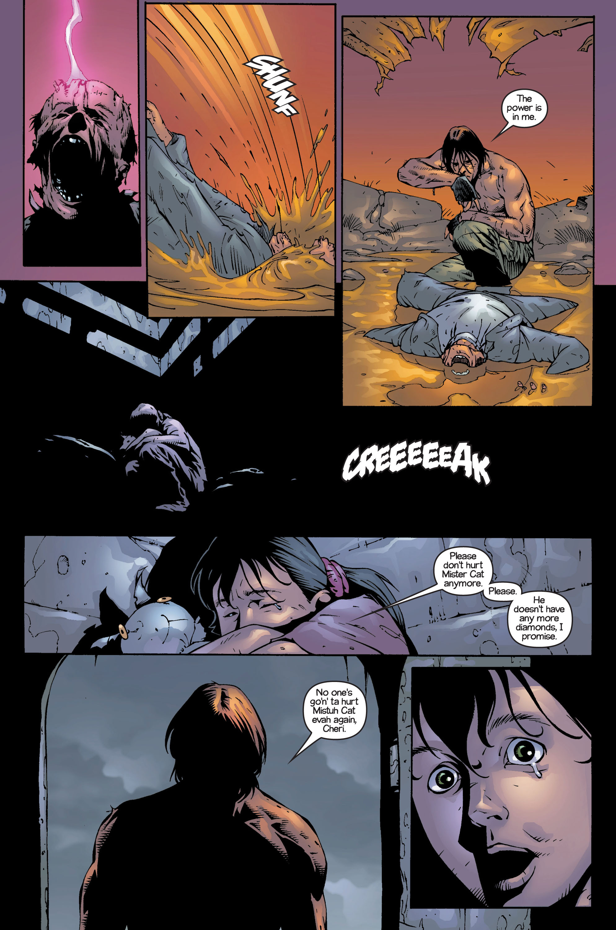 Read online Ultimate X-Men comic -  Issue #14 - 23