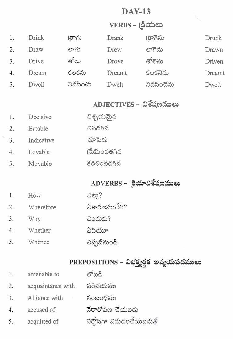 Resume Meaning In Telugu Language - Resume Examples   Resume