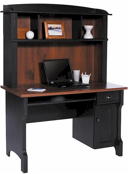 Computer Inexpensive Desk Hutch