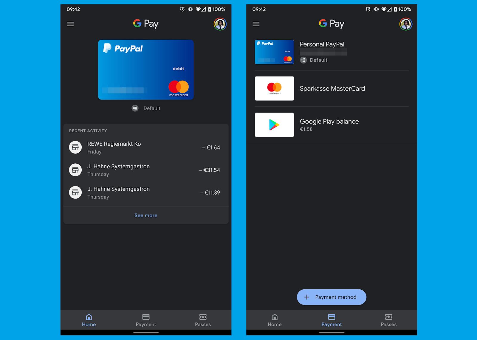 Google Pay gets a dark mode / Digital Information World