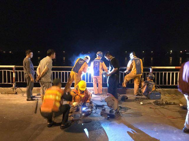 Vụ xe Mercedes rơi khỏi cầu Chương Dương: Xác định danh tính nạn nhân thứ 2 ảnh 3