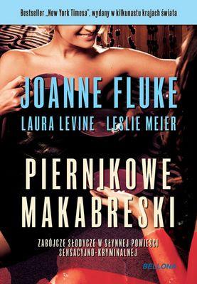 PIERNIKOWE MAKABRESKI #3 Leslie Meier - Rewolwer i stare pierniczki