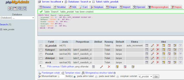 PHP MySQL Search Script
