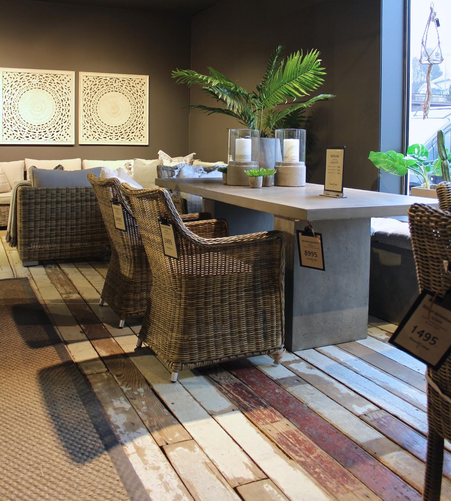 Blogg Home and Cottage: Butikken vår i Sandefjord har pusset opp ...