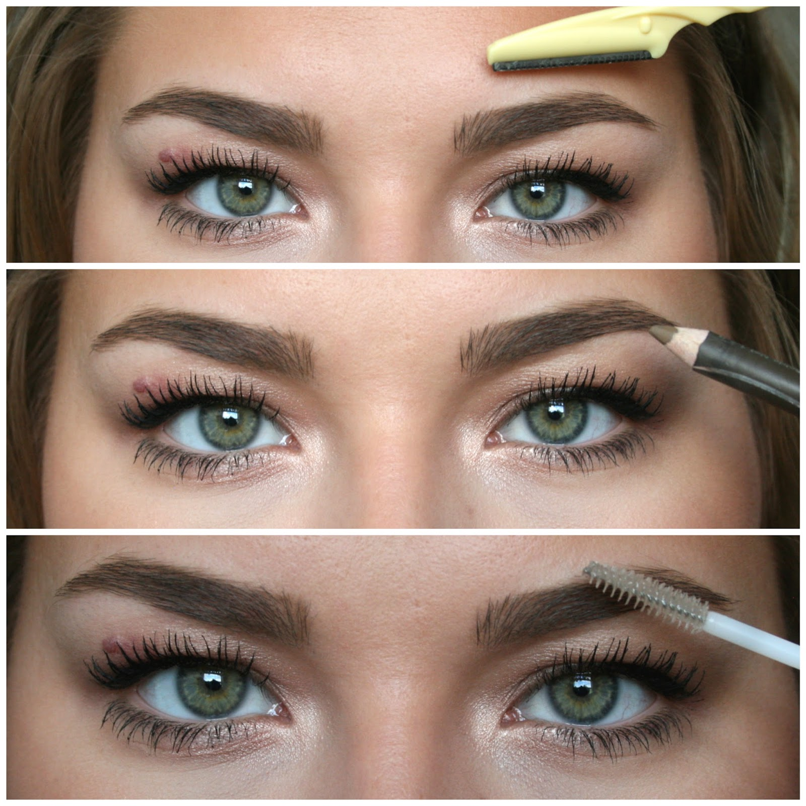 Camilla Rumph Brows 101 Guide To Shape Your Eyebrows