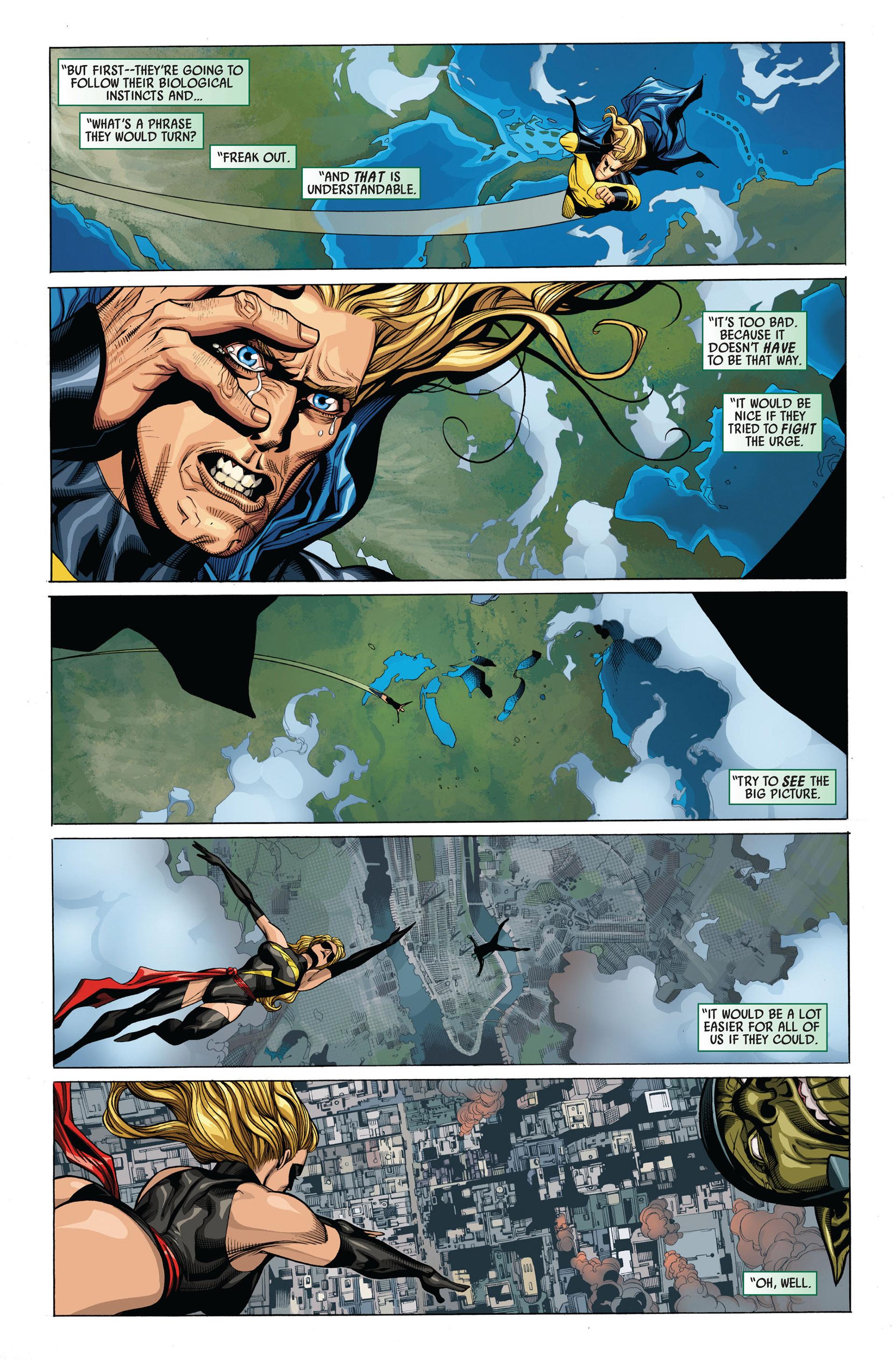 Read online Secret Invasion comic -  Issue #4 - 5