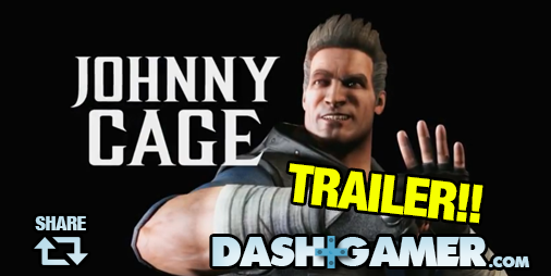 Here's Johnny! The Cage family Return in Mortal Kombat X